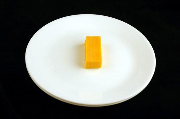 51 gramas de queijo cheddar