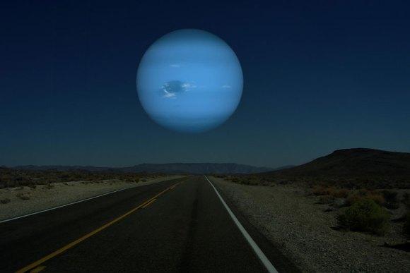 Diâmetro de Netuno: 49,244 km