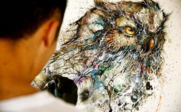 night-owl-painting-chen-yingjie-hua-tunan-1