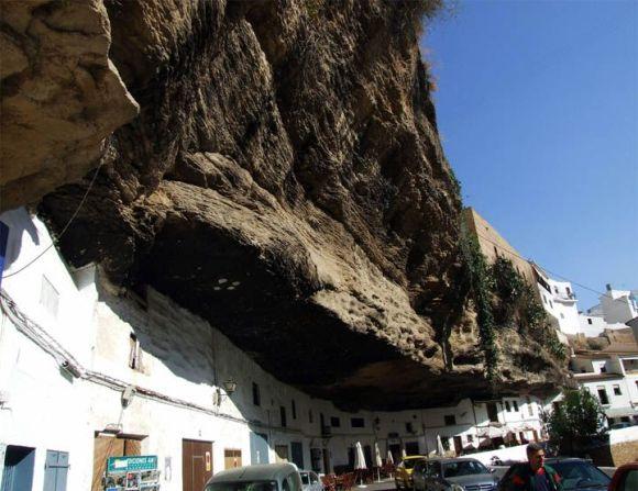Setenil de las Bodegas - cidade sob pedras (2)