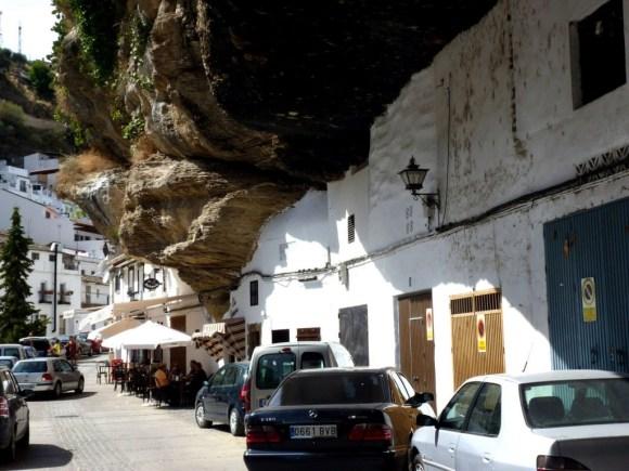 Setenil de las Bodegas - cidade sob pedras (5)