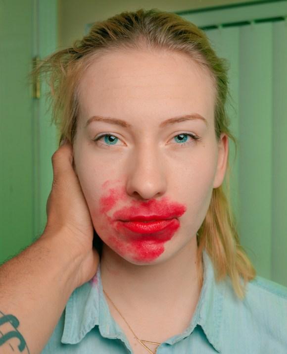 Depois do beijo - ensaio fotográfico (1)