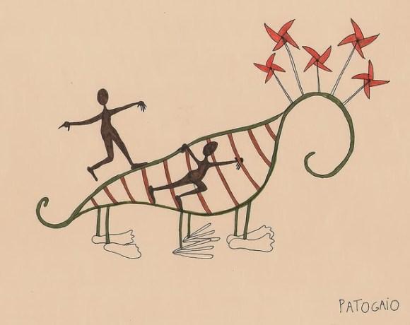 Escultura desenhos brinquedos (3)