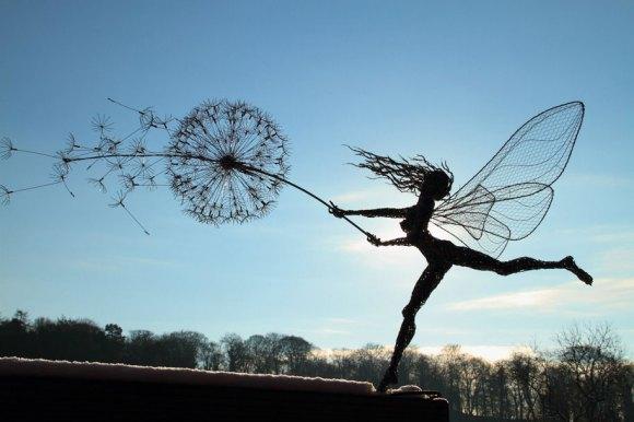 Esculturas fantásticas - contos de fada (12)