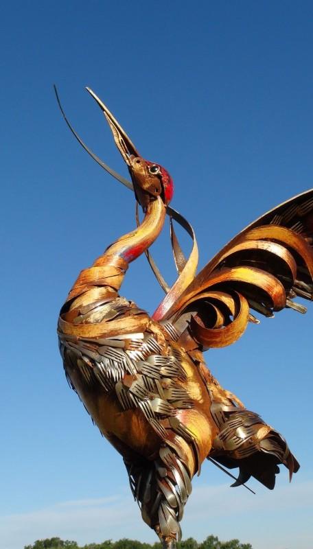 esculturas animais de sucata (15)