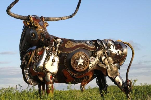 esculturas animais de sucata (17)