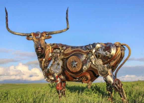 esculturas animais de sucata (26)
