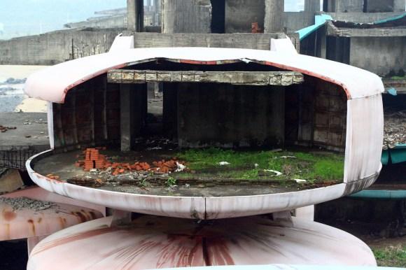 Cidades abandonadas - Sanzhi Pod (4)