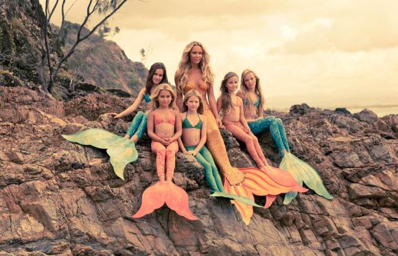 Nadadeiras sereia (9)