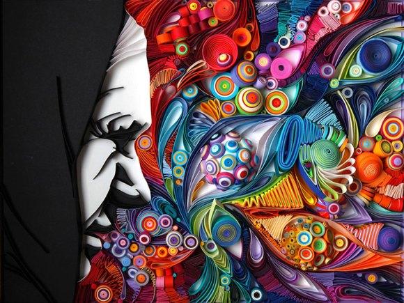 Arte em papel (7)