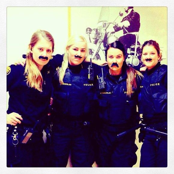 Polícia de Reykjavík - Islândia 13