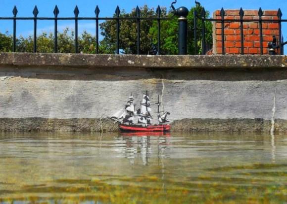 Street Art - JPS - 1