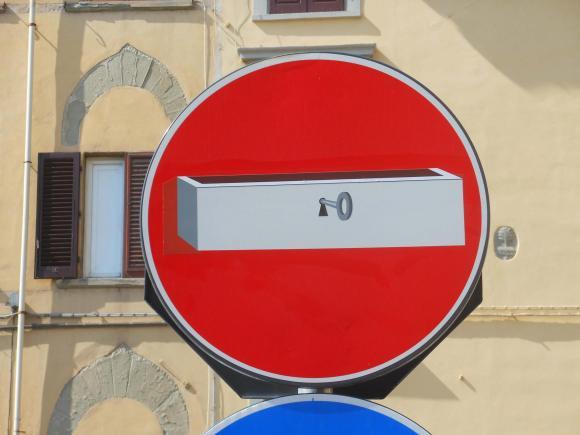 Street art - clet - 22