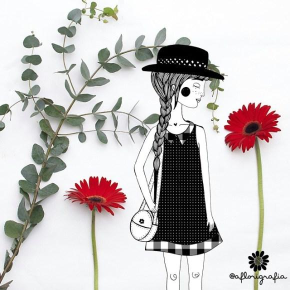 Desenhoes e flores (1)