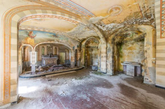 Lugares abandonados 21