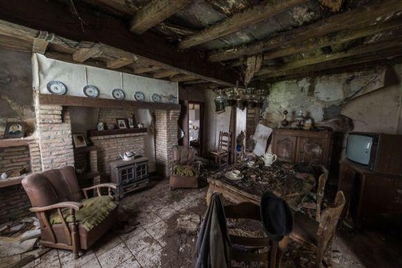Lugares abandonados 23