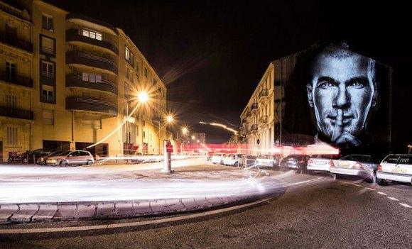 Projeções - Street Art 4