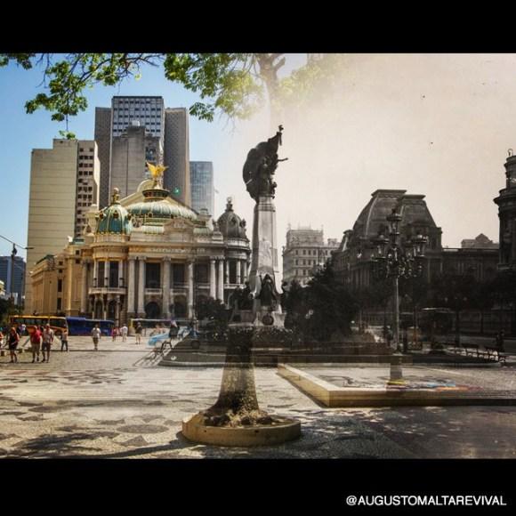 Rio de Janeiro antes e depois 9