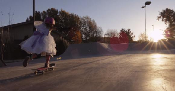 meninas skatistas 1