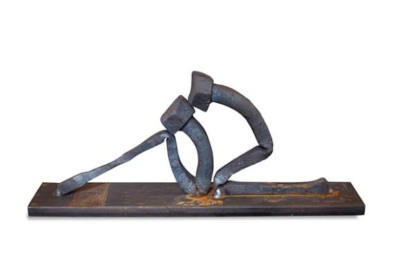 Escultura de parafuso 14