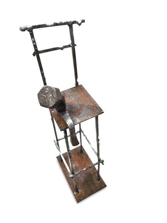 Escultura de parafuso 4