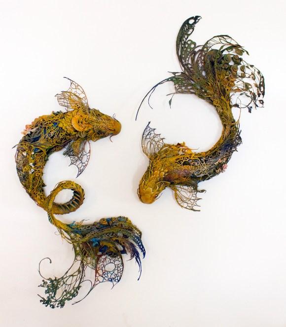 Esculturas surrealistas 3