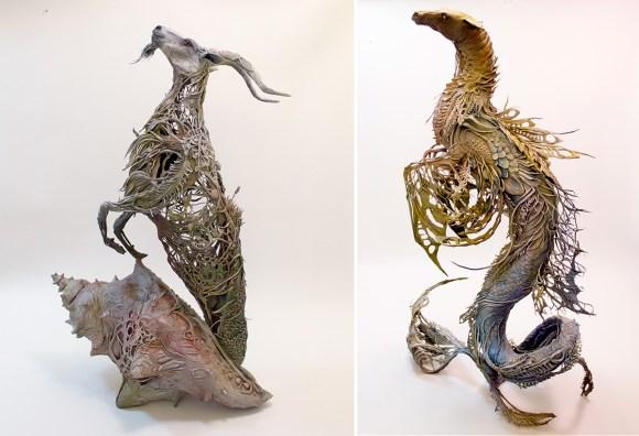 Esculturas surrealistas 7