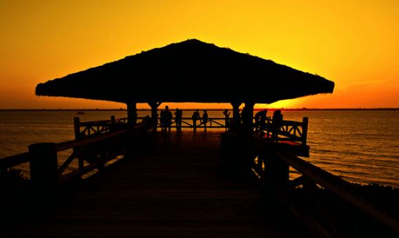 04 Pôr do sol em Mangal das Garças - Belém - Pará
