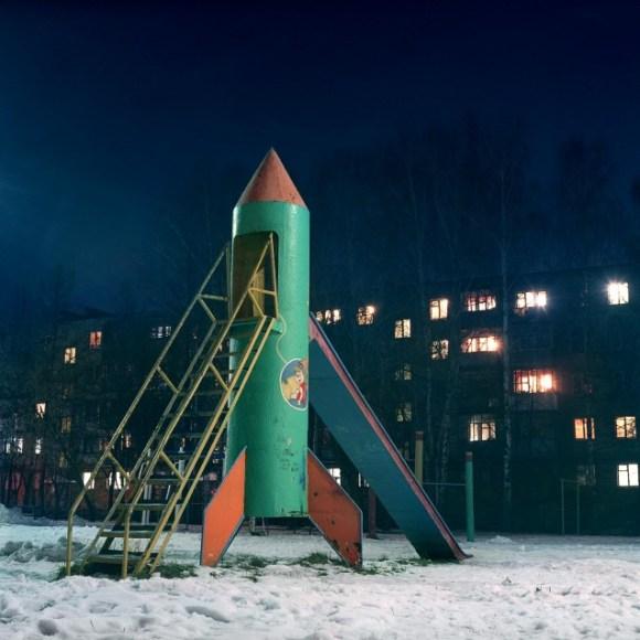 Playground Foguete 6