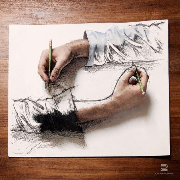 Desenho e fotografia 6