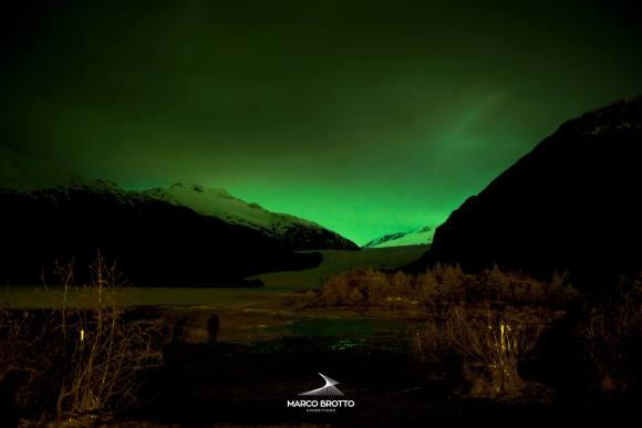 Aurora Boreal - Alasca 2