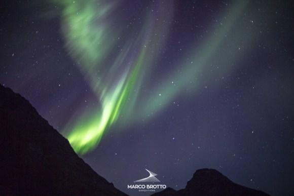 Aurora Boreal - Narvik, Noruega 2