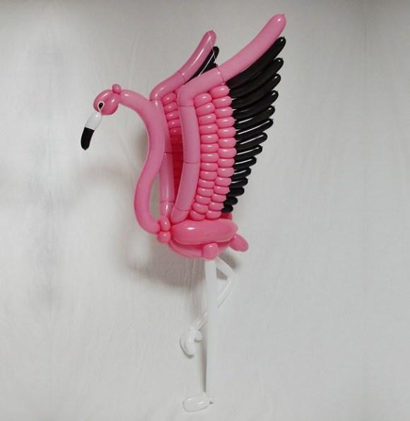 Escultura de balões 6