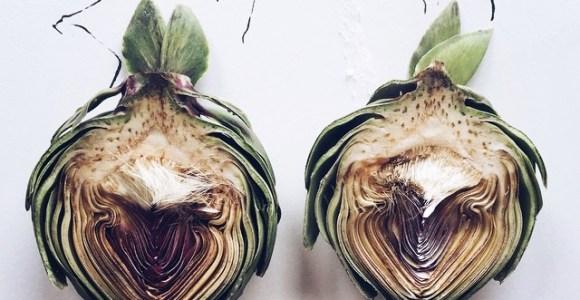 Artista mistura moda e comida e o resultado é incrível!