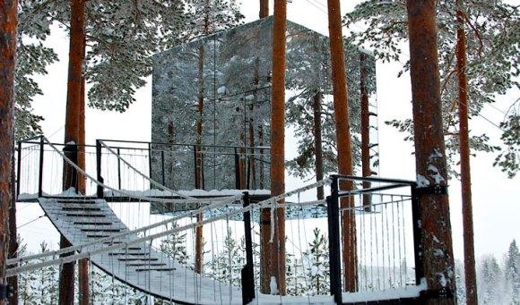 Treehotel - Suécia