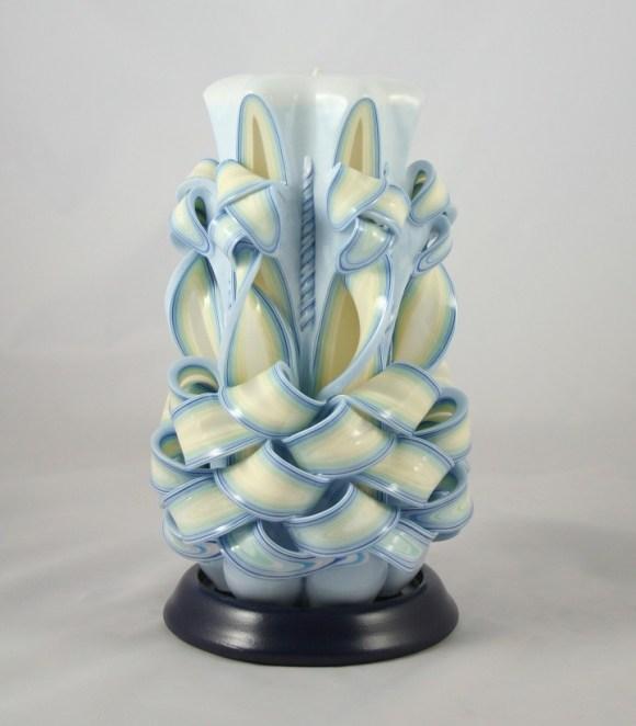 Escultura em velas decorativas3