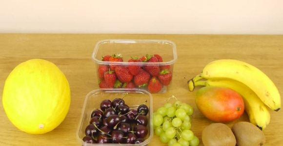 Essas dicas ensinam a fazer uma salada de frutas em tempo recorde