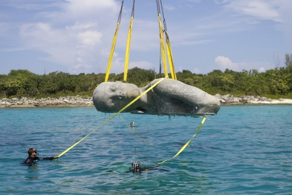Maior escultura submersa do mundo 7