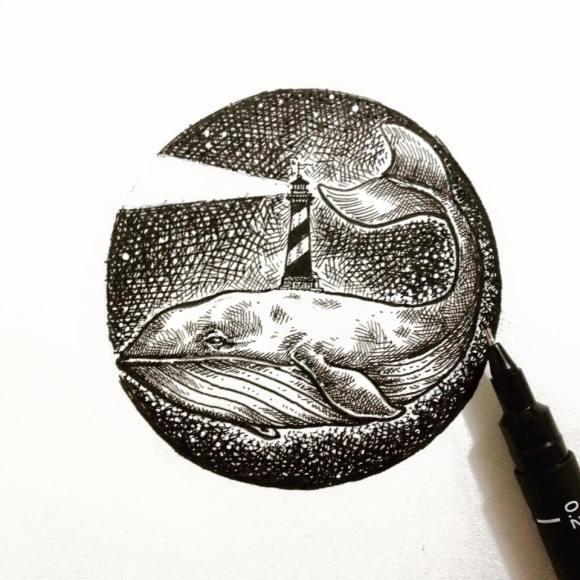 Ilustrações de artista brasileiro 11