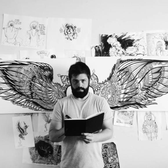 Ilustrações de artista brasileiro 18