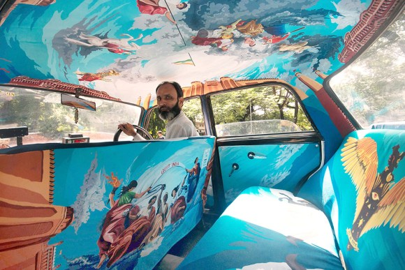 Táxi artístico 1