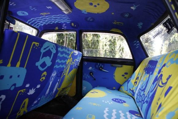 Táxi artístico 11