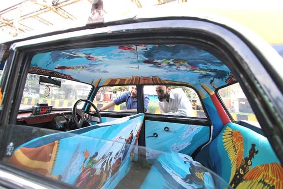 Táxi artístico 2