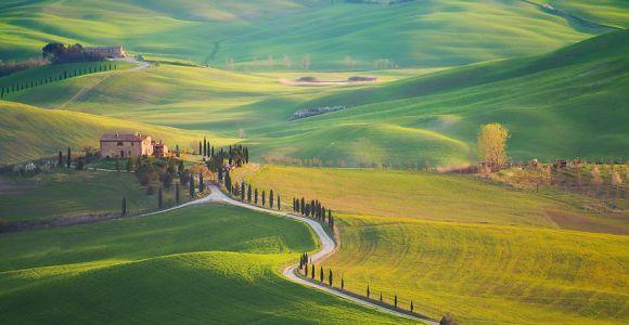 Fotógrafo viaja a Toscana e volta com imagens magistrais