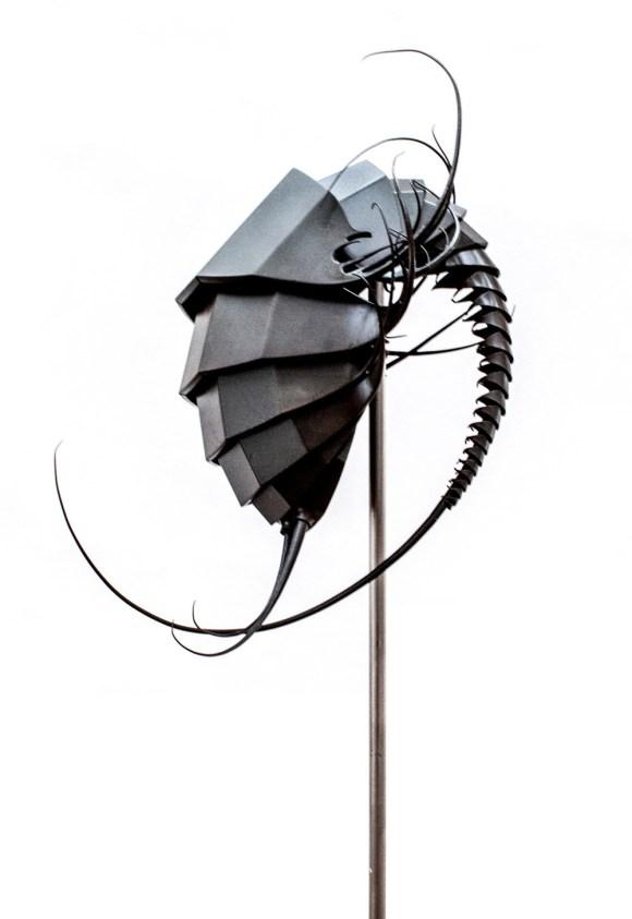 Esculturas de metal 1