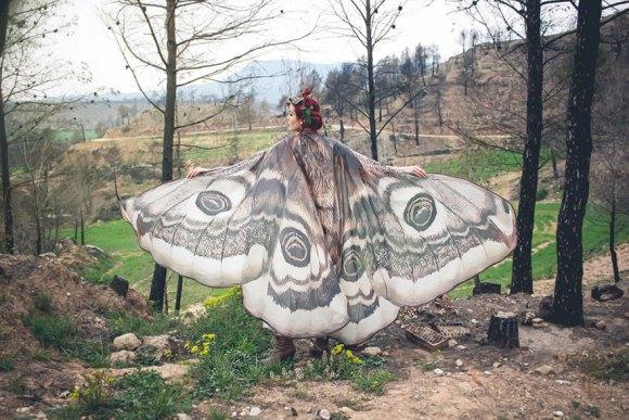 Lenço borboleta 1