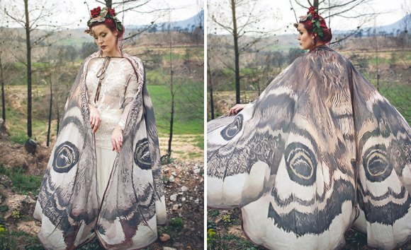 Lenço borboleta 2
