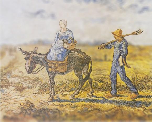 Van Gogh em tiltshift 14