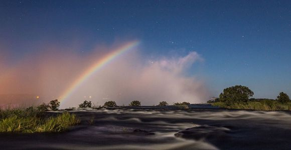 Veja o raríssimo arco-íris lunar registrado em fotos