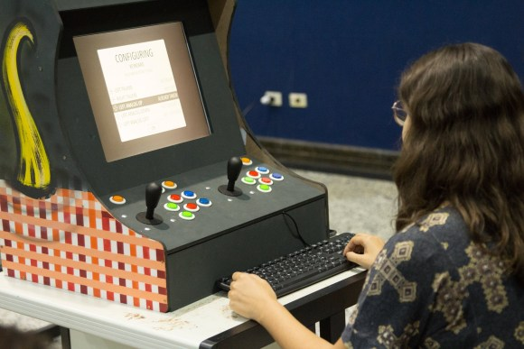 configurando Arcade